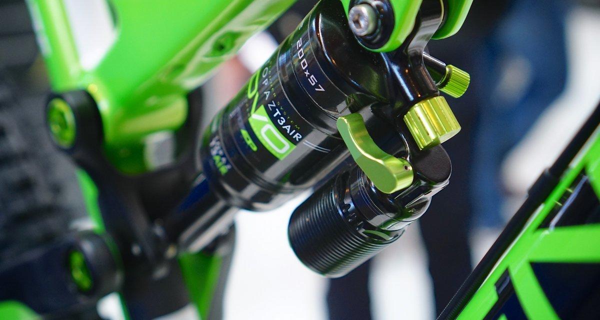 Eurobike: DVO Suspension 2016 - Enduro-Fahrwerk Diamond und