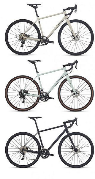 SPECIALIZED SEQUOIA MODELS 1.