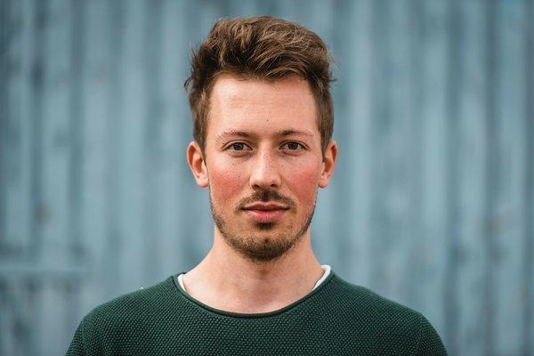 Portrait Arne Koop