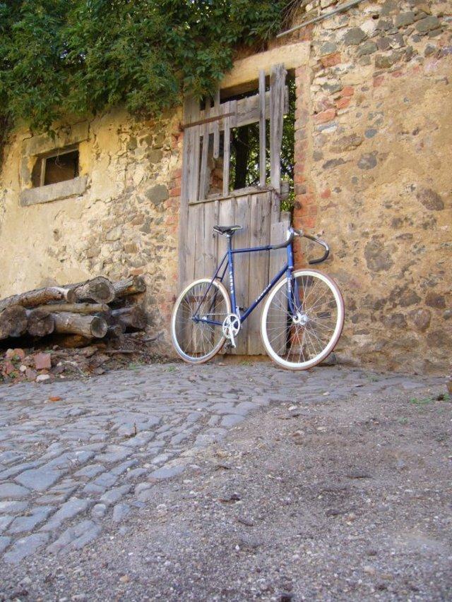 PUCH Mistral EL Singlespeed Umbau [Archiv] - Bikeboard