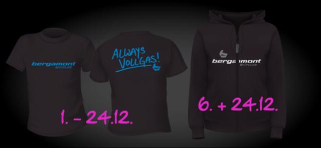 big sale ec394 2d683 An alle Facebook-Jünger: Bergamont T-Shirt gewinnen im ...